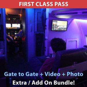First Class Pass