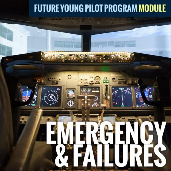 Future Young Pilot Program Emergency & Failures